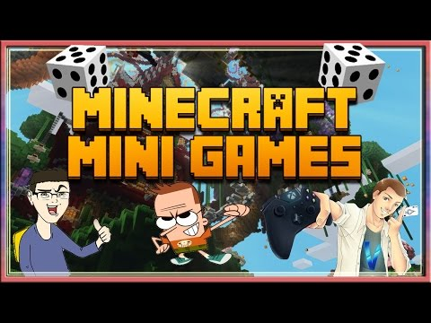 MINECRAFT MINIGAMES : UCCIDIAMO BABBO NATALE! w/Surreal & Vegas