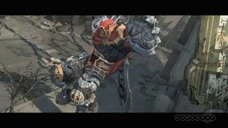 Darksiders II - Behind the Mask_ Death's World - BTS Video