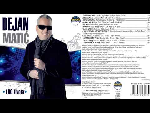 Dejan Matic - Sledeca - (audio 2013) Hd video