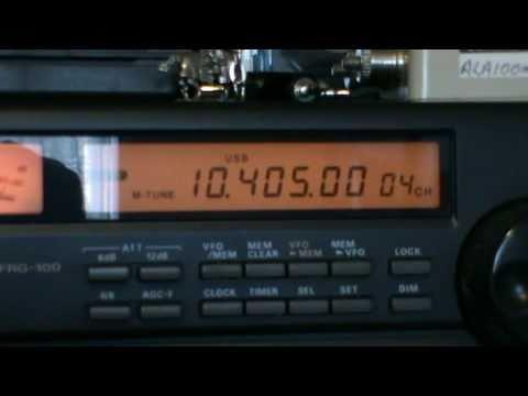 Radio warning to Libyan Navy