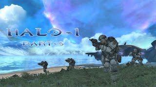 Halo Combat Evolved | Walkthrough Part-8 | The silent Cartographer