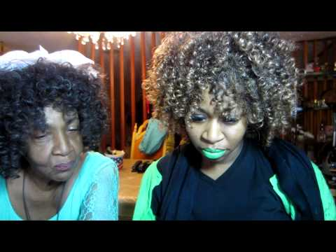 Struggles of being Hispanic ... GloZell & Mother