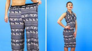 여성들을 위한 8가지 놀라운 패션 꿀팁  || 멋진 DIY 아이디어