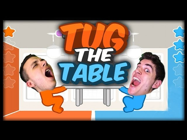 Rýchlovečka │ Tug The Table w/Tibon Šimenský