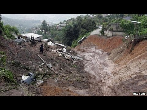 Mexico mudslide kills mom, 5 children