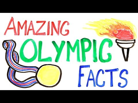 Amazing Olympic Facts