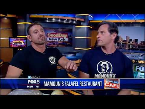 MamounsFalafel GoodDayNY WNYW FOX NewYork 082714 9a