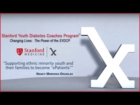 Stanford Youth Diabetes Program at MedicineX