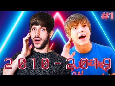 A 2010-es évek legpacekabb klipjei #1