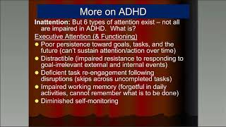 Special Presentation: Health and Life Expectancy in ADHD.  Treatment Matters More Than You Think