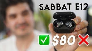 Sabbat E12: Best Budget True Wireless Ear Buds?   Hands On Review   mrkwd tech