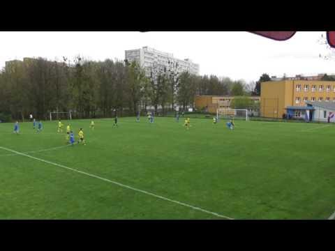Sestřih branek U14 FCB - Zlín 4:1 (3:0)