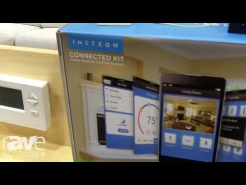 CEDIA 2016: Insteon Show Connected Kit Line of Home Automation Products