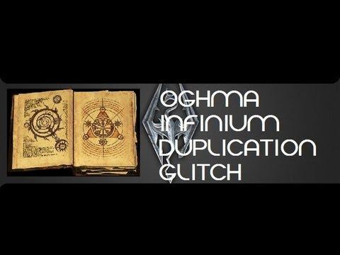 Skyrim - Duplicating the Oghma Infinium Glitch
