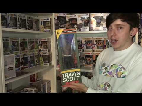 Franalations Travis Scott Toy Review