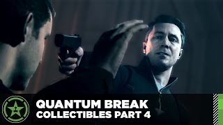 Quantum Break - All Collectibles Guide: Act 4