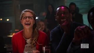 Supergirl 3x14 - Karaoke Nights