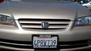 2001 Honda Accord Anaheim CA