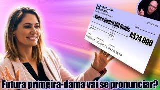 Michelle Bolsonaro e o cheque de 24 mil reais | Ecos da Era Collor | Bolsonaro vai falar a respeito?