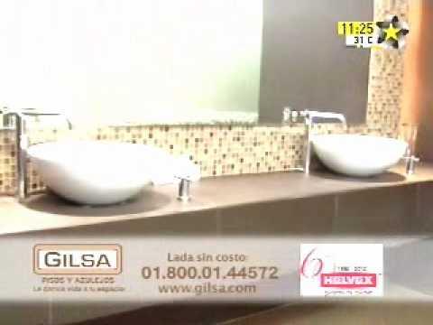 Gilsa pisos y azulejos menci n gilsa mayo 2010 2 youtube for Pizos y azulejos
