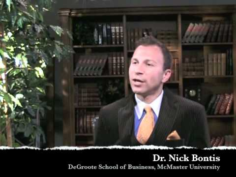 Talking About Teaching - Nick Bontis (#2)