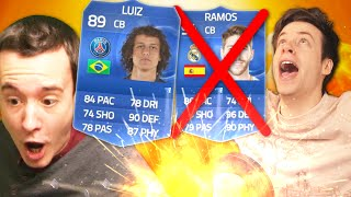 TOTY PACKED AND PRANK GONE WRONG!!!! - FIFA 15 Ultimate Team Pack Opening