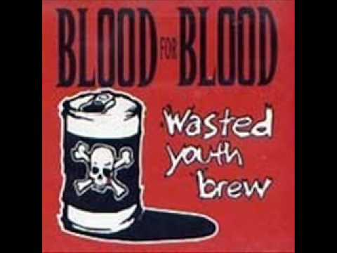 Blood For Blood - Goin Down The Bar