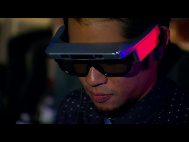 CNET's Next Big Thing explores New Realities at CES