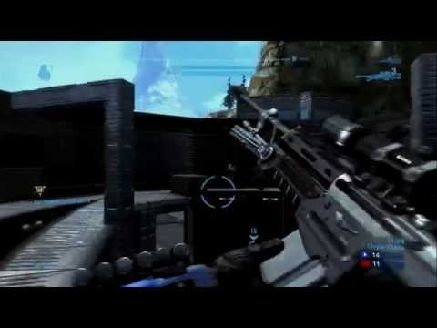 Penguin - Final Halo: Reach Montage