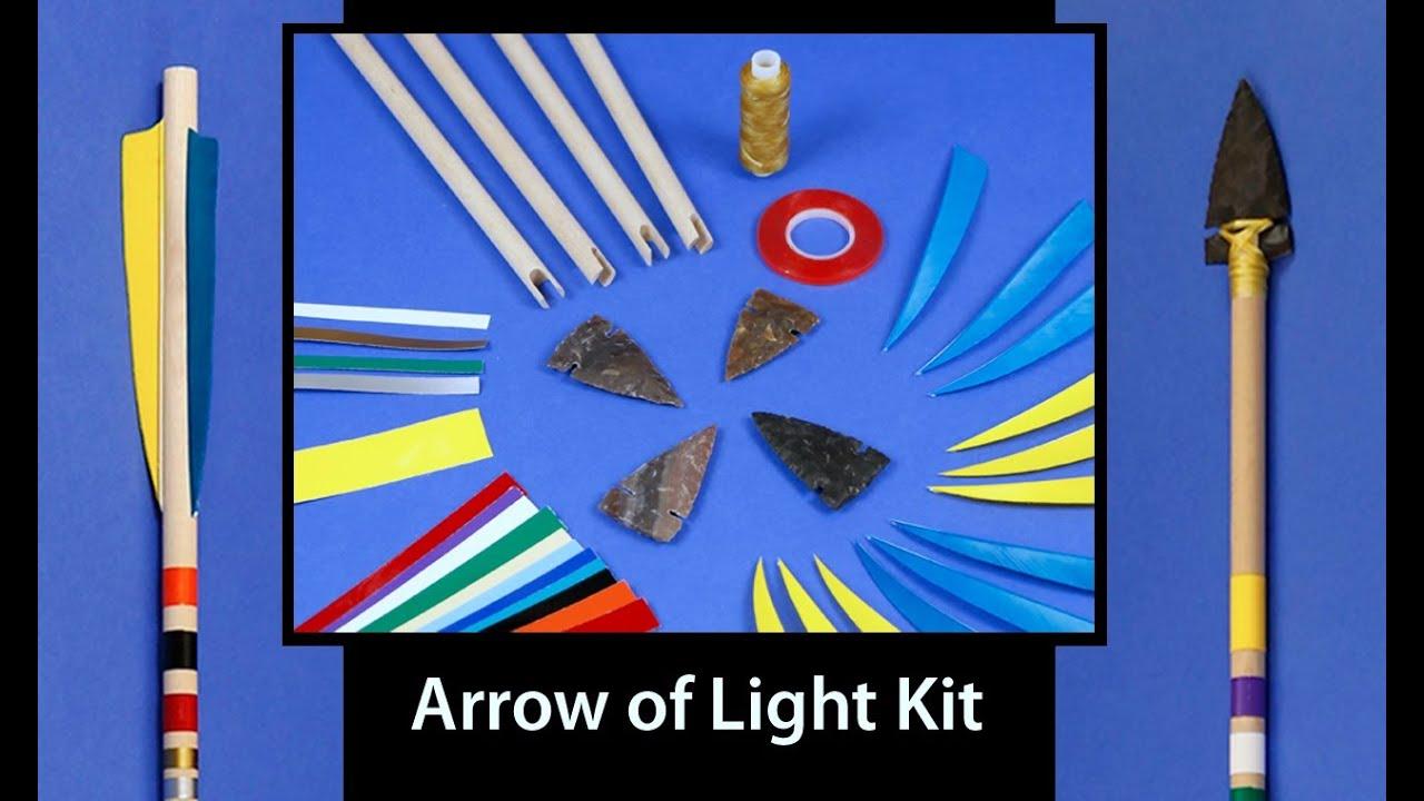 arrow of light kit nature youtube. Black Bedroom Furniture Sets. Home Design Ideas