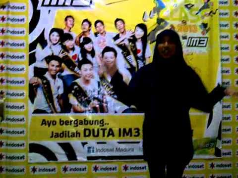 VID duta IM3 madura class 13 Nur Aini