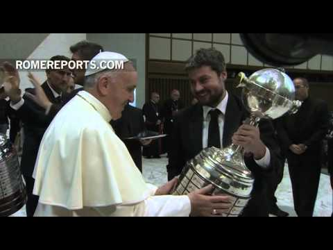 Pope's soccer team to play final of FIFA Club World Cup against Spanish Real Madrid