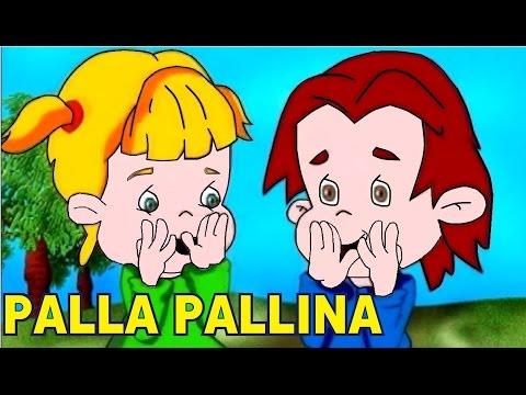 PALLA PALLINA canzoni per bambini