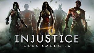 INJUSTICE Gods Among Us Pelicula Completa Full Movie