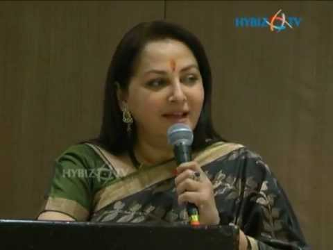 Jayaprada (mp) Talking About Cool Sculpting & Life Slimming And Cosmetic Clinic In Hyderabad video