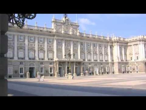 King Queen Palace Madrid Palacio Real Princes Royal Spain Espana by BK Bazhe.com