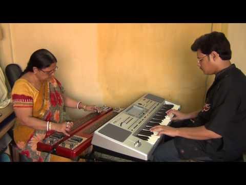 Ananda Loke Mangola Loke Instrumental By Pramit Das & Minati...