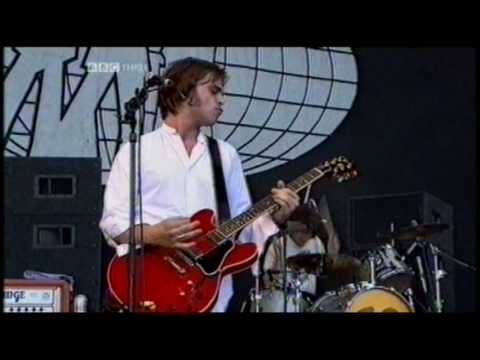 Supergrass - Richard III - Glastonbury 2004
