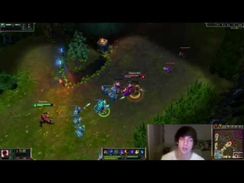 How to use skill + flash v1 Lee Sin Hecarim Vayne Xin Zhao