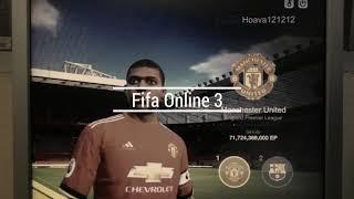 Fifa Online 3 ~ kỷ niệm