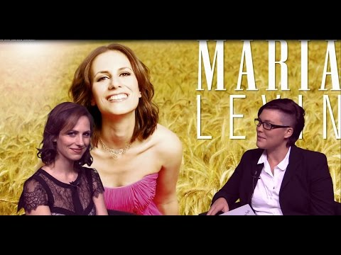 Maria Levin im Interview bei Radio VHR