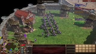 Age of Empires 3 // Wolosseum Fraktion Osmanen //Mit Spreey  // Deutsch