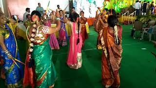 Indian Traditional Kolatam & Dandiya Mix for Wedding and all Events by Raajsangeeth, 9849358074.