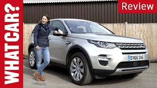 2017 Land Rover Discovery Sport review | What Car?