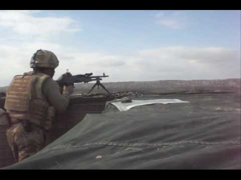 Royal Marines in Helmand Province