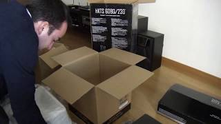 Harman Kardon HKTS60BQ Unboxing