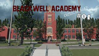 Life is Strange's Blackwell Academy custom map update #1
