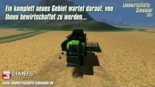 Landwirtschafts Simulator 2011 Trailer and Full Version Download [TORRENT] !!!