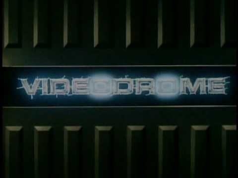 Early Videodrome trailer (rare)
