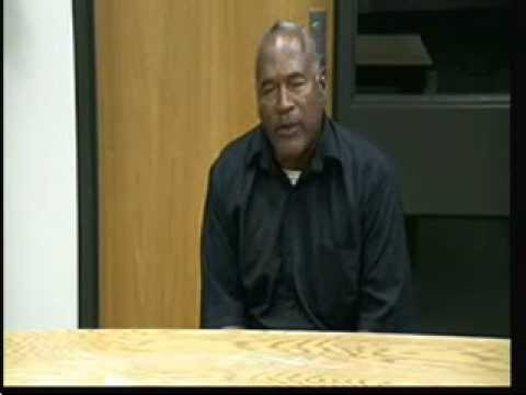 O. J. SIMPSON  Board of Parole Commissioners Hearing - July 25, 2013